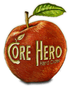 Core Hero Hard Cider